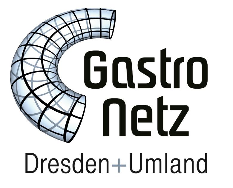 Logo des Gastronetz Dresden+Umland